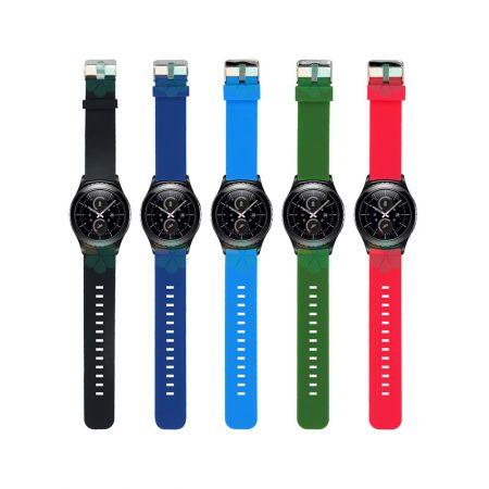 قیمت خرید بند سیلیکونی ساعت هوشمند سامسونگ Gear S2 Classic