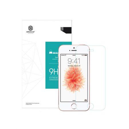 گلس نیلکین گوشی موبایل آیفون Nillkin H Apple iPhone SE / 5s