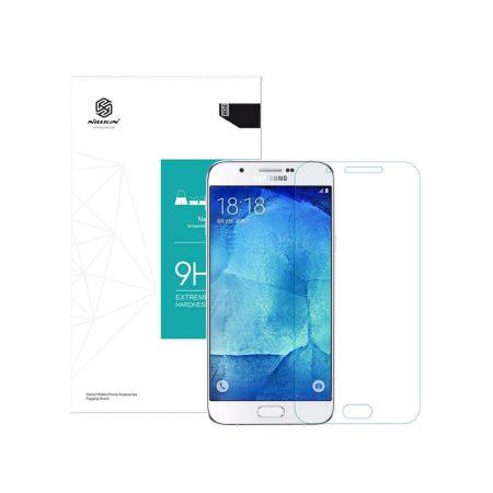 گلس نیلکین گوشی موبایل سامسونگ Nillkin H Samsung A8 2016