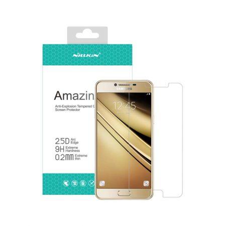 گلس نیلکین گوشی موبایل سامسونگ Nillkin H+ Pro Samsung C5