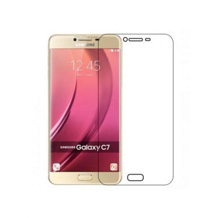 خرید محافظ صفحه گلس گوشی سامسونگ Samsung Galaxy C7