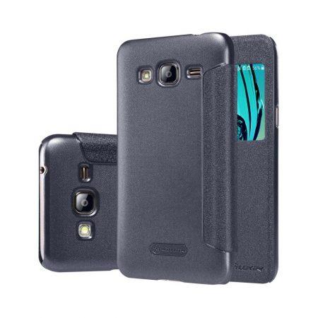 خرید کیف نیلکین گوشی موبایل سامسونگ Nillkin Sparkle Samsung J3 2016