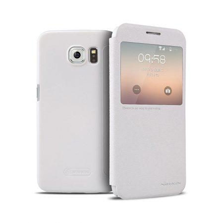 خرید کیف نیلکین گوشی سامسونگ Nillkin Sparkle Samsung Galaxy S6
