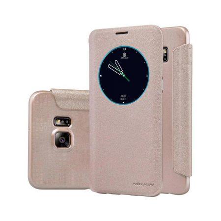 خرید کیف نیلکین گوشی سامسونگ Nillkin Sparkle Samsung S6 Edge Plus