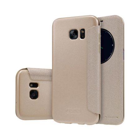 خرید کیف نیلکین گوشی موبایل Nillkin Sparkle Samsung Galaxy S7 Edge