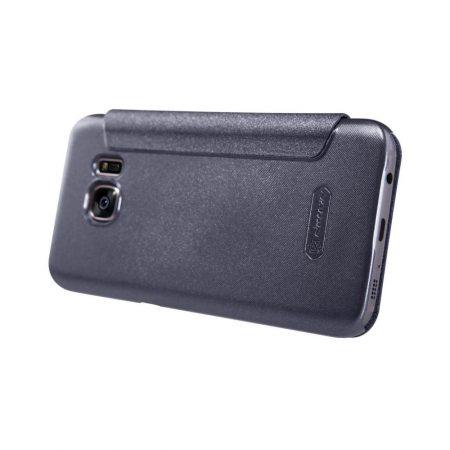 خرید کیف نیلکین گوشی سامسونگ Nillkin Sparkle Samsung Galaxy S7