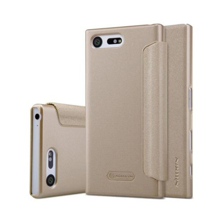 خرید کیف نیلکین گوشی سونی Nillkin Sparkle Sony Xperia X Compact