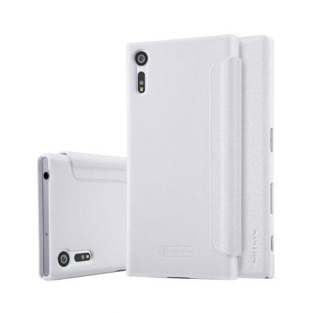 خرید کیف نیلکین گوشی موبایل سونی Nillkin Sparkle Sony Xperia XZ