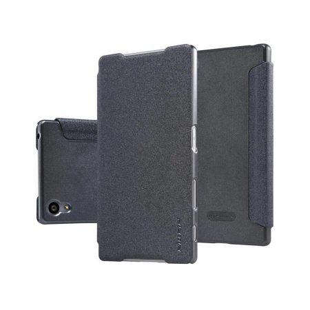 خرید کیف نیلکین گوشی موبایل سونی Nillkin Sparkle Sony Xperia Z5