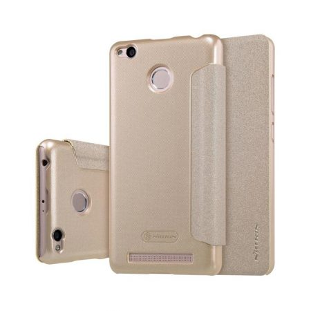 خرید کیف نیلکین گوشی موبایل شیائومی Nillkin Sparkle Xiaomi Redmi 3 Pro