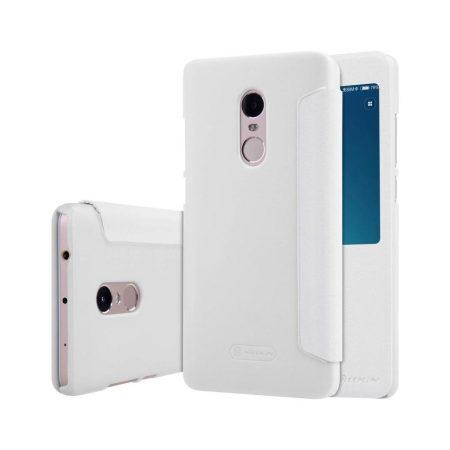 خرید کیف نیلکین گوشی شیائومی Nillkin Sparkle Xiaomi Redmi Note 4