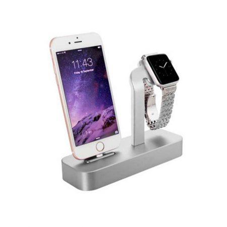 قیمت خرید پایه و استند شارژ اپل واچ و آیفون کوتتچی Base 5