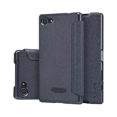 خرید کیف نیلکین گوشی موبایل سونی Nillkin Sparkle Sony Z5 Compact