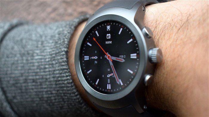 ساعت هوشمند ال جی LG Watch Sport