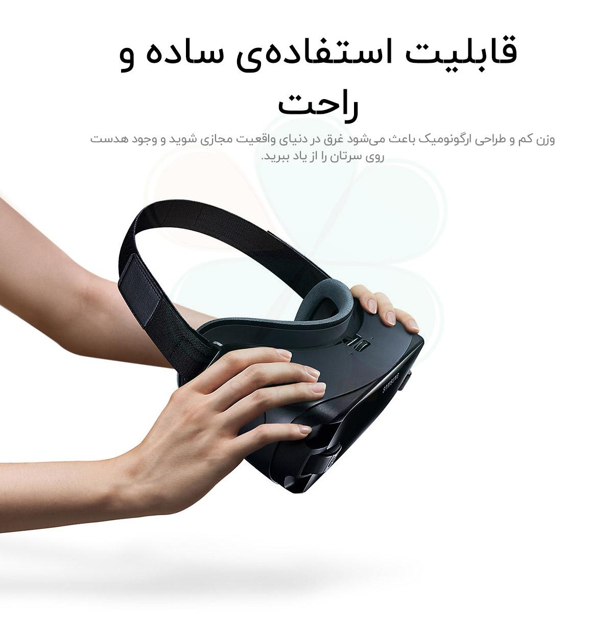 نقد و بررسی خرید هدست واقعیت مجازی سامسونگ Gear VR Note8 Edition