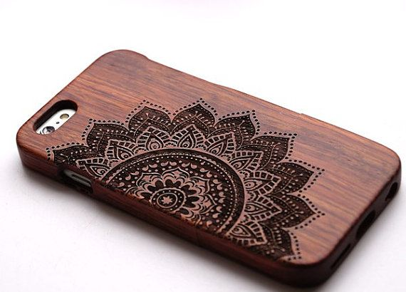 قاب چوبی گوشی موبایل