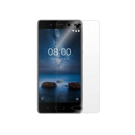 خرید محافظ صفحه گلس گوشی موبایل نوکیا Nokia 8