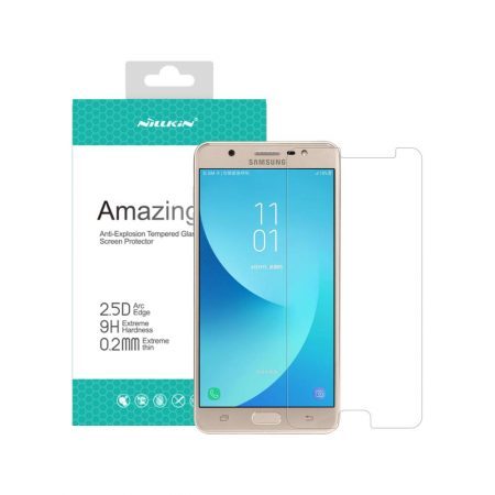 خرید گلس نیلکین گوشی Nillkin H+ Pro Samsung Galaxy J7 Max