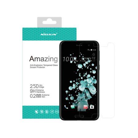 خرید گلس نیلکین گوشی موبایل اچ تی سی Nillkin H+ Pro HTC U Play