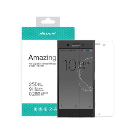 خرید گلس نیلکین گوشی سونی Nillkin H+ Pro Sony Xperia XZ Premium