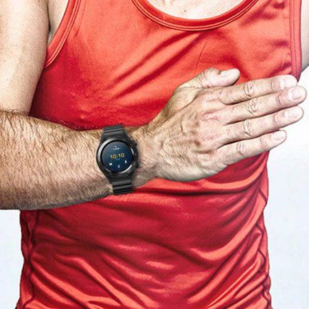 قیمت خرید بند استیل ساعت هوشمند هواوی واچ 2 مدل بریسلت