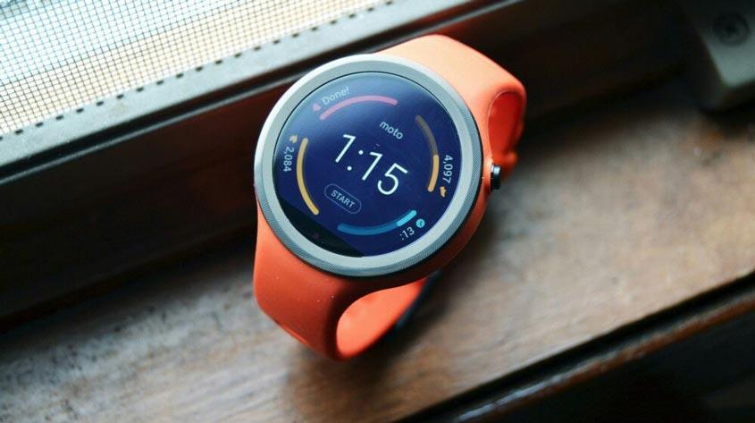 ساعت هوشمند Moto 360 Sport
