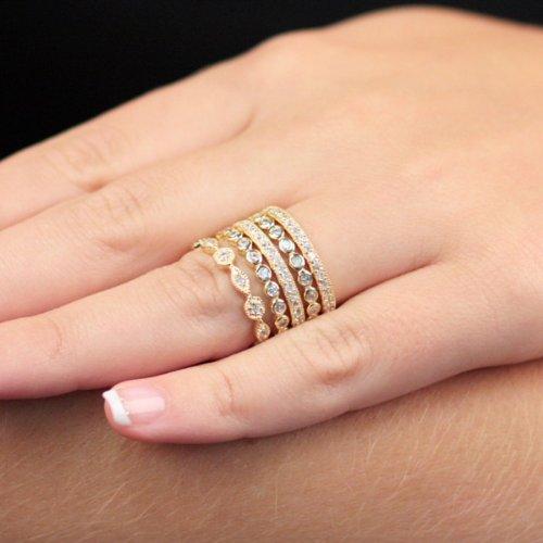 حلقه های چندلایه