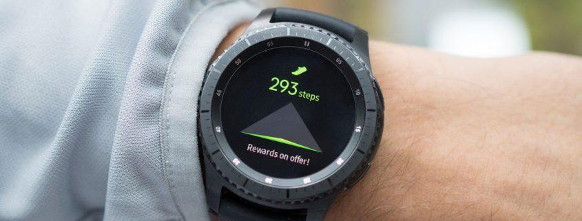 ساعت هوشمند سامسونگ Samsung Gear S3
