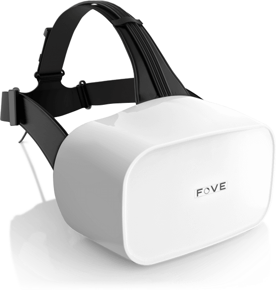 هدست FOVE؛ نخستین هدست واقعیت مجازی با قابلیت «ردیابی چشم»