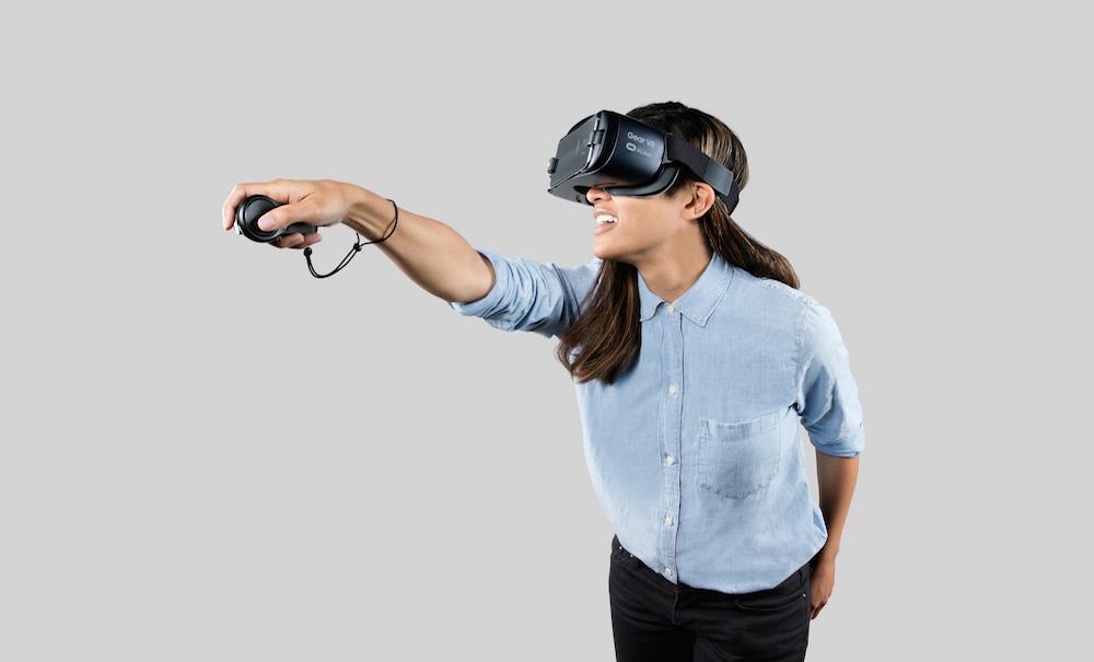 کنترلر جدید هدست Gear VR 2017