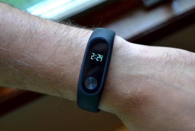 دستبند هوشمند Xiaomi Mi Band 2