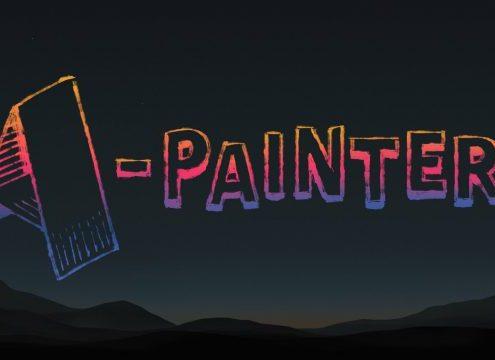 با A_Painter روی هوا نقاشی بکشید!