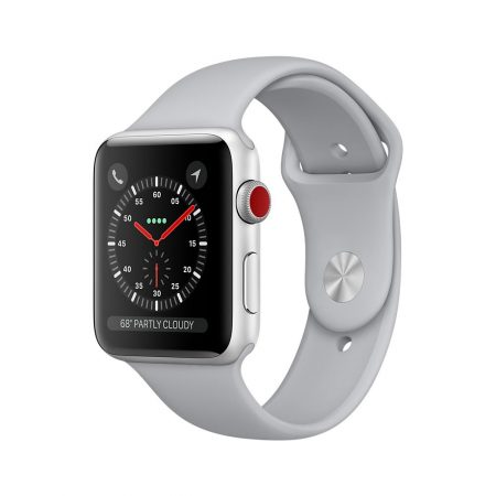 خرید ساعت Apple Watch 3 GPS 38mm Aluminum Case Sport Band