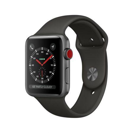 خرید ساعت Apple Watch 3 GPS 38mm Aluminum Case Sport Band