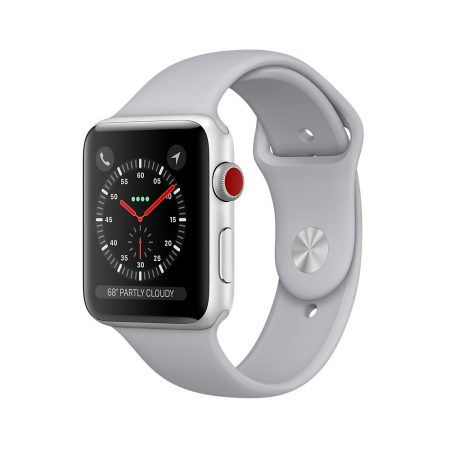 خرید ساعت Apple Watch 3 GPS 42mm Aluminum Case Sport Band