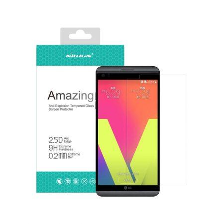 خرید گلس نیلکین گوشی موبایل ال جی Nillkin H+ Pro LG V20
