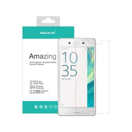 خرید گلس نیلکین گوشی موبایل سونی Nillkin H+ Pro Sony Xperia X