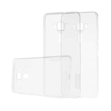 خرید قاب ژله ای نیلکین Nillkin TPU Case Asus Zenfone 3 Deluxe ZS570KL