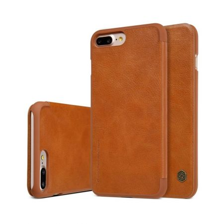 خرید کیف چرمی نیلکین گوشی موبایل اپل Nillkin Qin Apple iPhone 7 Plus