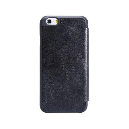 خرید کیف چرمی نیلکین گوشی آیفون Nillkin Qin iPhone 6 Plus / 6s Plus