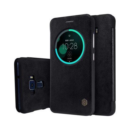 خرید کیف چرمی نیلکین گوشی ایسوس Nillkin Qin Asus Zenfone 3 ZE552KL