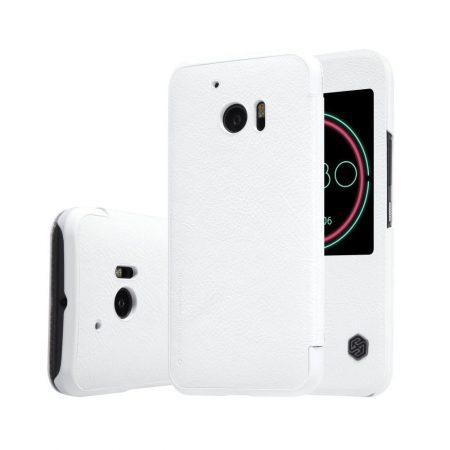 خرید کیف چرمی نیلکین گوشی موبایل Nillkin Qin HTC 10 / 10 Lifestyle