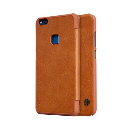 خرید کیف چرمی نیلکین گوشی موبایل هواوی Nillkin Qin Huawei P10 Lite