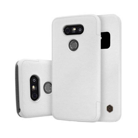 خرید کیف چرمی نیلکین گوشی موبایل ال جی Nillkin Qin LG G5 / G5 SE