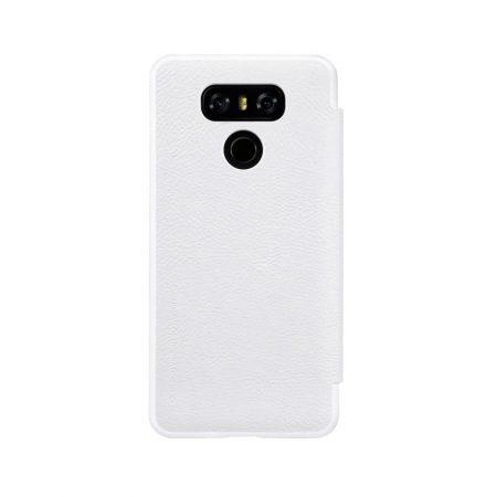 خرید کیف چرمی نیلکین گوشی موبایل ال جی Nillkin Qin LG G6