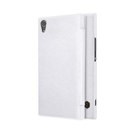 خرید کیف چرمی نیلکین گوشی سونی Nillkin Qin Sony Xperia XA1 Ultra
