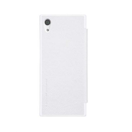 خرید کیف چرمی نیلکین گوشی موبایل سونی Nillkin Qin Sony Xperia XA1