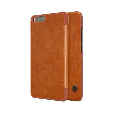 خرید کیف چرمی نیلکین گوشی موبایل شیائومی Nillkin Qin Xiaomi Mi 6