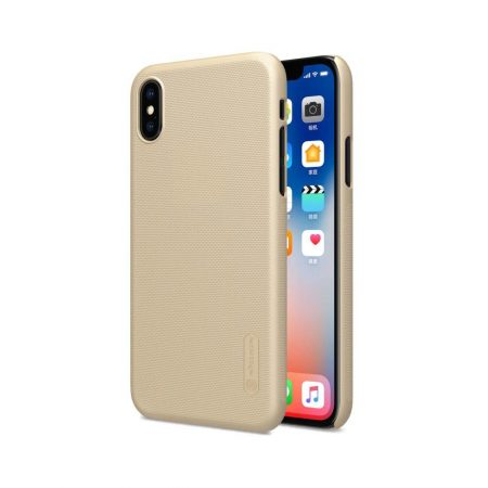 خرید قاب نیلکین گوشی موبایل آیفون Nillkin Frosted Apple iPhone X