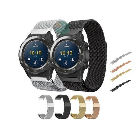 قیمت خرید بند فلزی حصیری ساعت هوشمند هواوی واچ 2